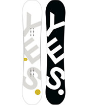 Yes Basic 155cm Snowboard