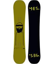 Yes Public 154cm Snowboard