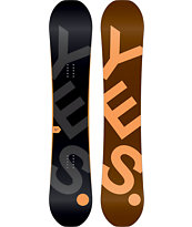 Yes The Basic 152CM 2014 Snowboard