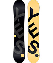 Yes The Basic 156CM Wide 2014 Snowboard