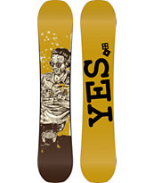 Yes The Public 151CM 2014 Snowboard