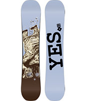 Yes The Public 154CM Snowboard