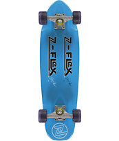 Z-Flex Jimmy Plumer Blue 27.75 Cruiser Complete