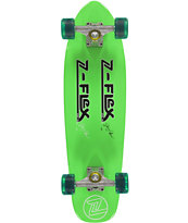 Z-Flex Jimmy Plumer Green 27.75 Cruiser Complete