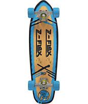 Z-Flex Jimmy Plumer P.O.P Blue 27.75 Cruiser Complete