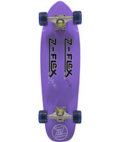 "Z-Flex Jimmy Plumer Purple 27.75"" Cruiser Complete"