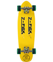 "Z-Flex Jimmy Plumer Yellow 27.75"" Cruiser Complete"