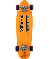 Z-Flex Jimmy Plummer Orange 27.75 Cruiser Complete