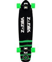 """Z-Flex Kicktail Green 38"""" Longboard Complete"""