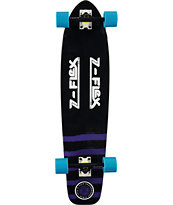 "Z-Flex Kicktail Purple 38"" Longboard Complete"