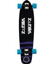 """Z-Flex Kicktail Purple 38"""" Longboard Complete"""