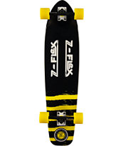 "Z-Flex Kicktail Yellow 38"" Longboard Complete"