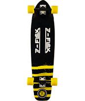 """Z-Flex Kicktail Yellow 38"""" Longboard Complete"""