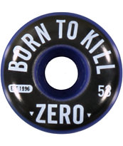 Zero Born To Kill 53mm Skateboard Wheels