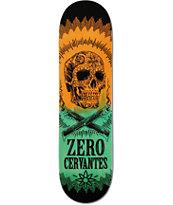 Zero Cervantes Deliverance 8.25 Skateboard Deck