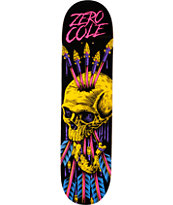 Zero Chris Cole Blacklight 7.75 Skateboard Deck