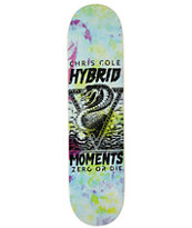 "Zero Cole Hybrid Moments 7.75"" Skateboard Deck"