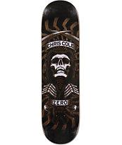 Zero Cole MMI MMXIV 8.25 Skateboard Deck