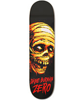 Zero Dane Burman 8.125 Skateboard Deck