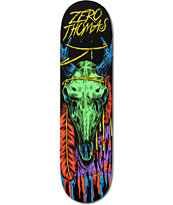 Zero Jamie Thomas Blacklight 8.12 Skateboard Deck