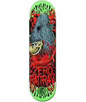 Zero John Rattray Rat Race 8.25 P2 Skateboard Deck