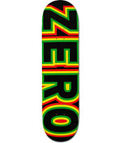 "Zero Sandoval Signature Bold 8.125"" Skateboard Deck"