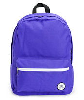 Zine Girls Neon Purple Backpack