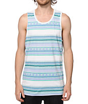Zine Jersey Stripe Tank Top