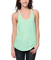 Zine Neon Mint Tank Top