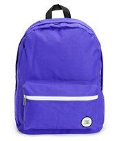 Zine Neon Purple Backpack