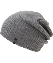 Zine Smith Heather Charcoal Beanie