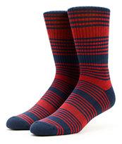 Zine Snub Crew Socks
