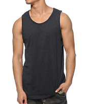 Zine Southside Black Tank Top