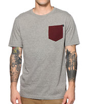 Zine The Grind Pocket T-Shirt