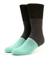 Zine Tri Time Crew Socks
