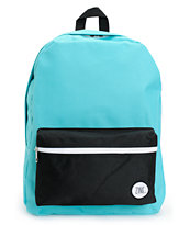 Zine Voyage Mint & Black Backpack