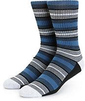 Zine Wake Up Crew Socks
