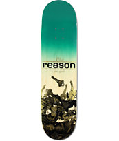"Zoo York Reason Keys 8.0"" Skateboard Deck"