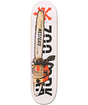 Zoo York Westgate Chainsaw 8.0 Skateboard Deck