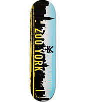 "Zook York Westgate Spray Fade 8.0"" Skateboard Deck"