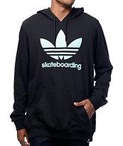 adidas Clima 3.0 Black Hoodie