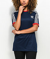 adidas SB Blue, Red & White Jersey