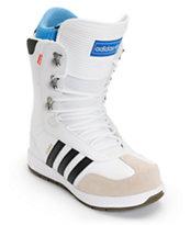 adidas Samba Running White Snowboard Boot
