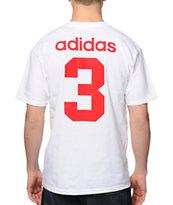 adidas Skate Copa England 2014 White Team Jersey T-Shirt