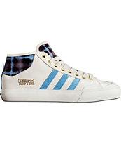 adidas Snoop x Gonz LA Stories Matchcourt Mid White Shoes