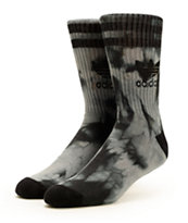 adidas Tie Dye Roller Crew Socks