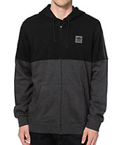 adidas Tracked Zip Up Hoodie