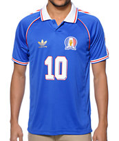 adidas x Cliche Skate Copa France Puig Blue Jersey