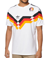adidas x Cliche Skate Copa Germany Villemin White Jersey