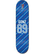 adidas x Krooked USA Gonz Jersey 8.0 Skateboard Deck